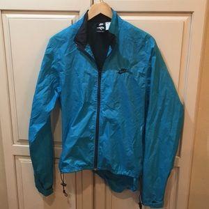 Vintage 80s 90s nike echelon windbreaker jacket m